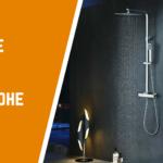 Tableau Comparatif des 2 meilleures colonnes de douche HansGrohe : Guide d'achat et avis