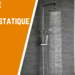 Colonne de douche thermostatique