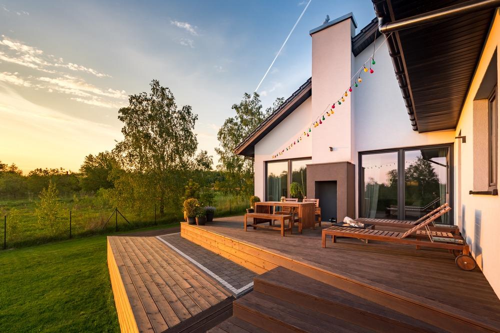 Le choix d'un type de lame de terrasse