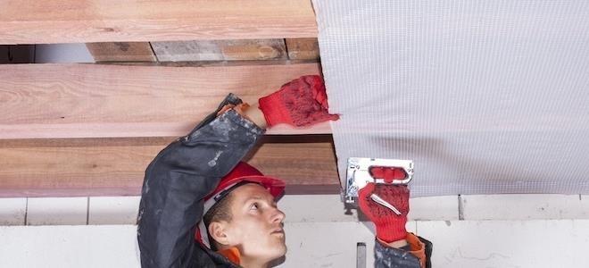 Comment installer un pare-vapeur