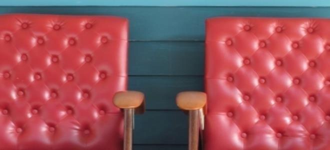 Comment peindre des meubles en cuir