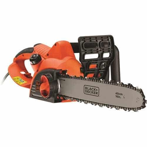 Black&Decker CS2040-qs Tronçonneuse 2000 W 40 cm