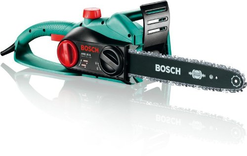 Bosch Tronçonneuse électrique AKE 35 S de 4 kg, puissance de 1800 W à longueur de guide de 35 cm 0600834500