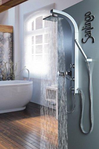 Colonne de douche hydromassante de Sanlingo