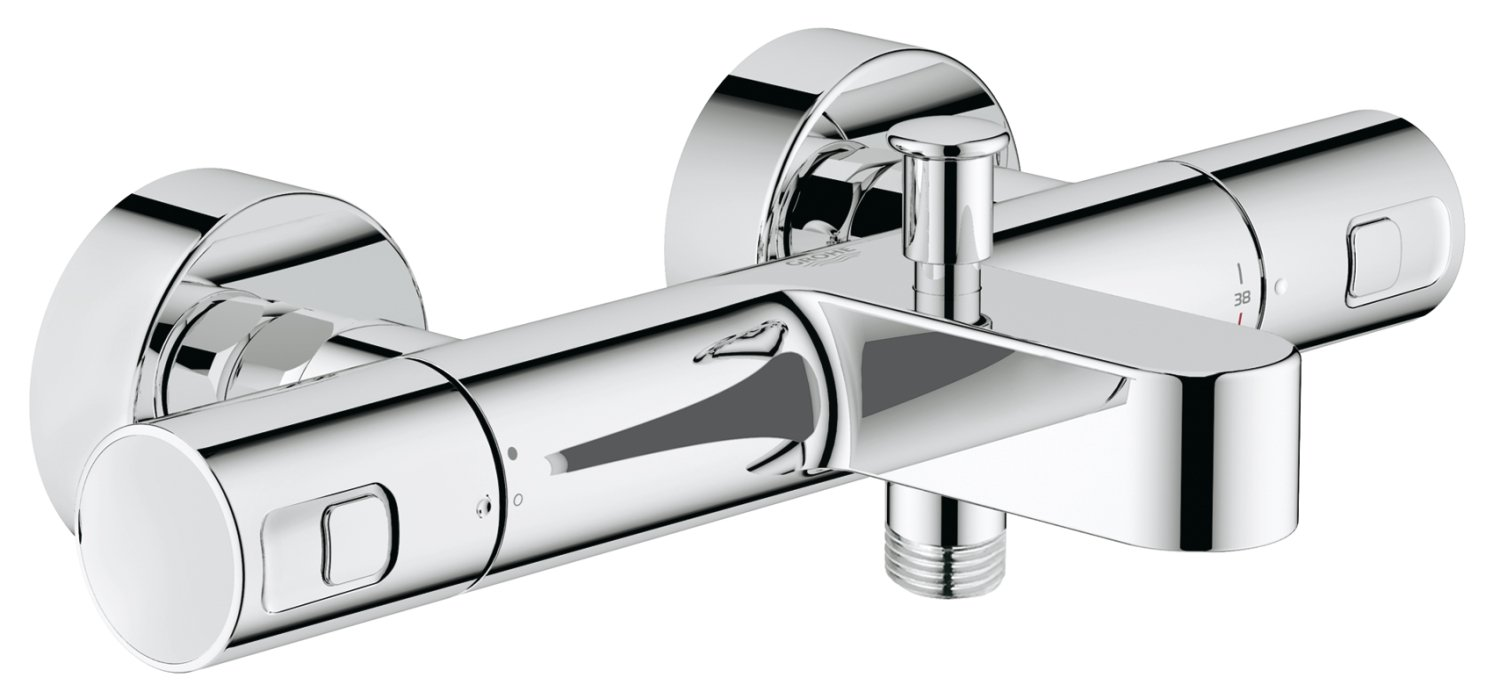 GROHE Mitigeur Thermostatique Bain/Douche Joy 34337000