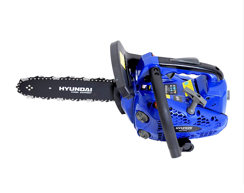 Hyundai HEL2530 Tronçonneuse élagueuse thermique