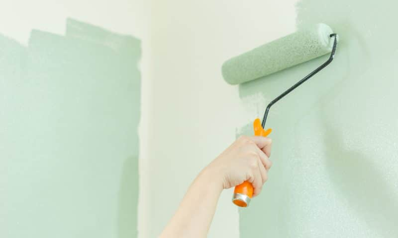 Comment appliquer peinture laqué
