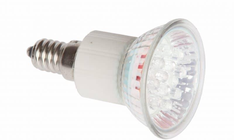 Comment changer l'ampoule d'un spot orientable