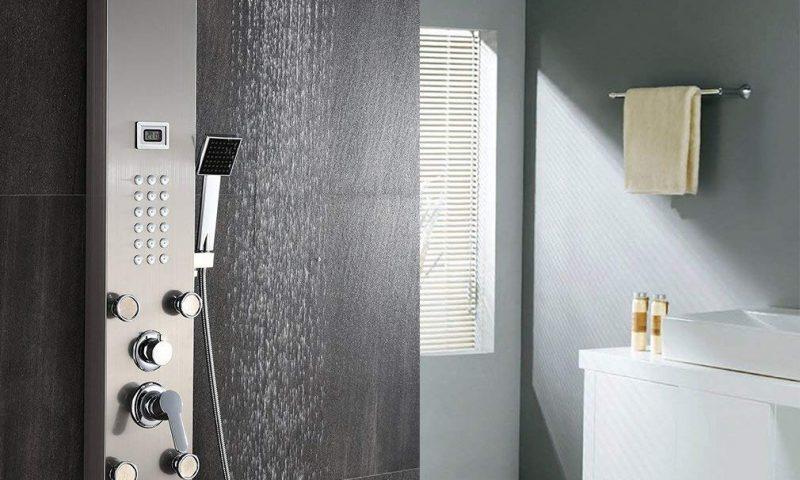 7 questions pour savoir quelle colonne de douche choisir