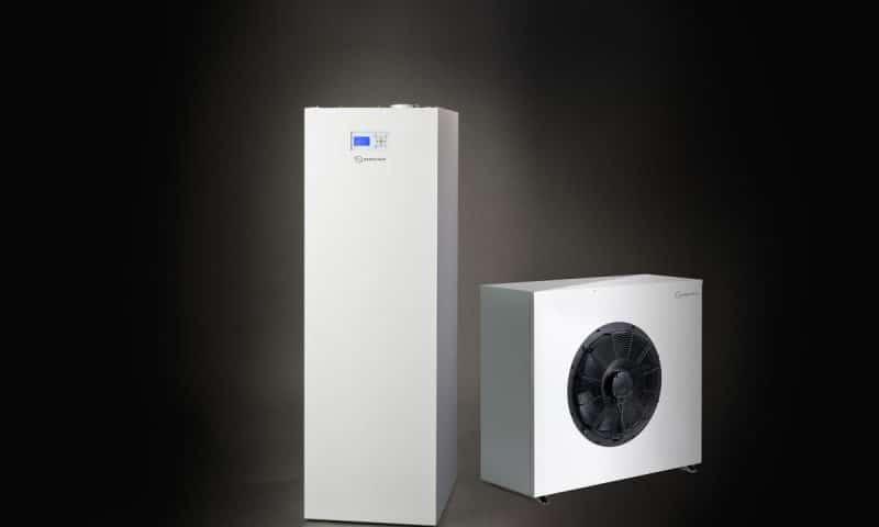 La chaudière gaz basse température qui a 3 800 fois moins d'impact sur l'environnement