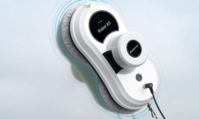 Craquez pour un robot lave-vitre pour un entretien au top