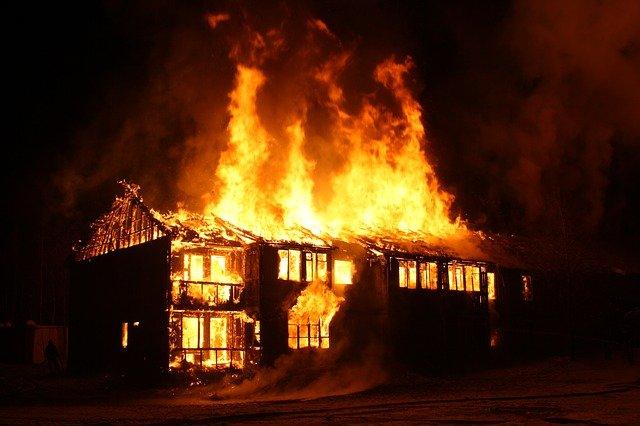 Incendie domestique : comment les éviter ?