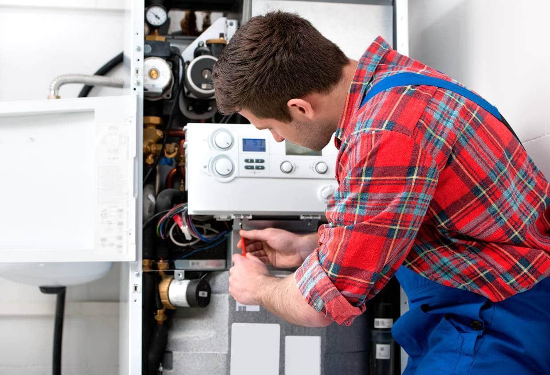 entretien chaudière plombier