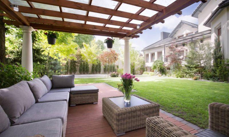 Un salon de jardin pour un confort en extérieur