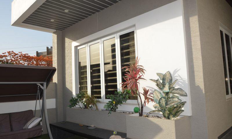 La fenêtre en aluminium allie longévité et modernité