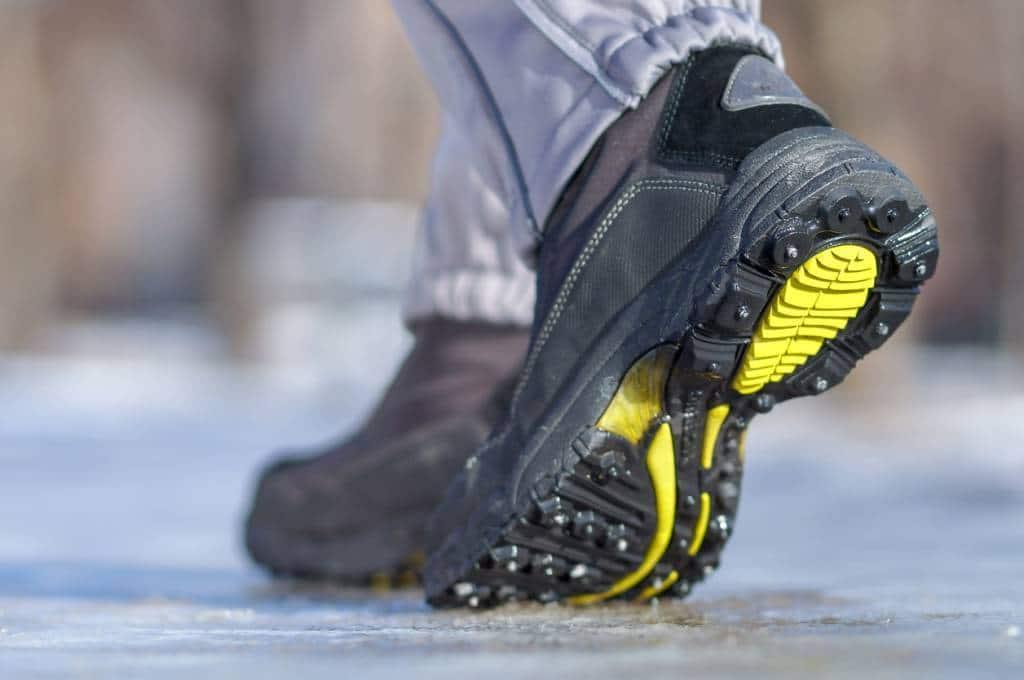 chaussures de sécurité normes