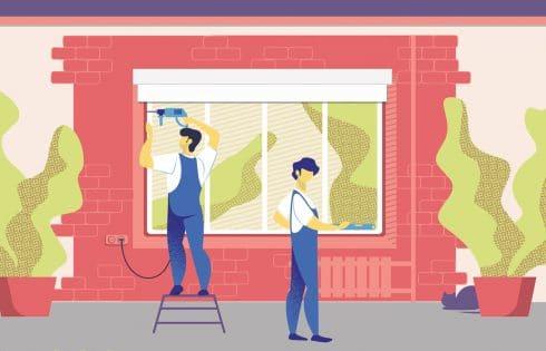5 étapes pour ajouter une fenêtre et un volet à votre maison