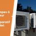 Les pompes à chaleur Comparatif